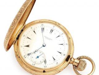 2. Abdülhamid'inmüzayedeye çıkan saati satılmadı