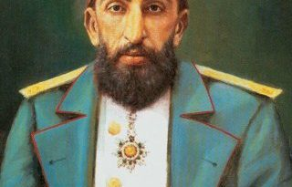 Abdülhamid Han'ın tahtı 100 bin liraya satıldı