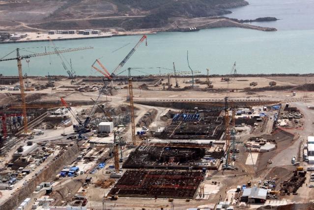 Enerji ve Tabii Kaynaklar Bakanı Dönmez, Akkuyu NGS'nin üçüncü ünitesinin temel atma töreninde konuştu Açıklaması