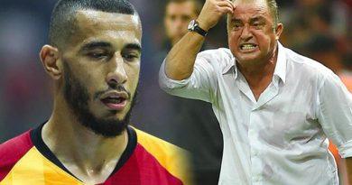 Galatasaray - Belhanda feshiyle ilgili flaş açıklama!
