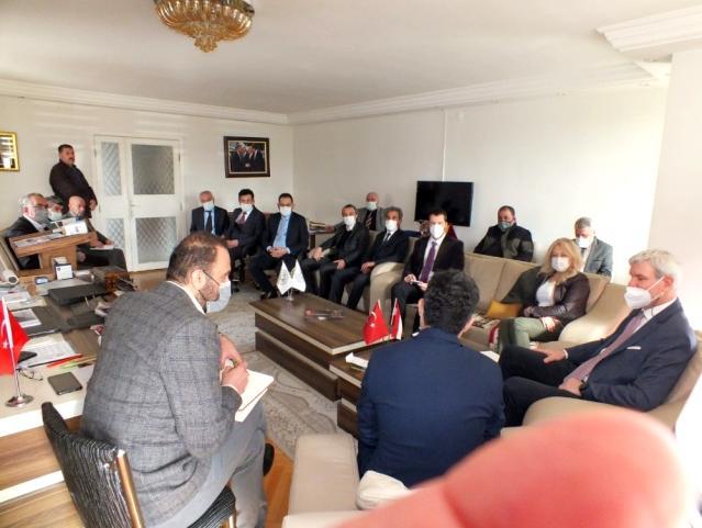 Letonya'daki yatırım olanakları iş adamlarına anlatıldı