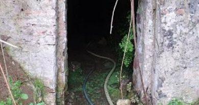 Sinop'ta 3 bin yıllık tüneller, sırlarıyla cezbediyor