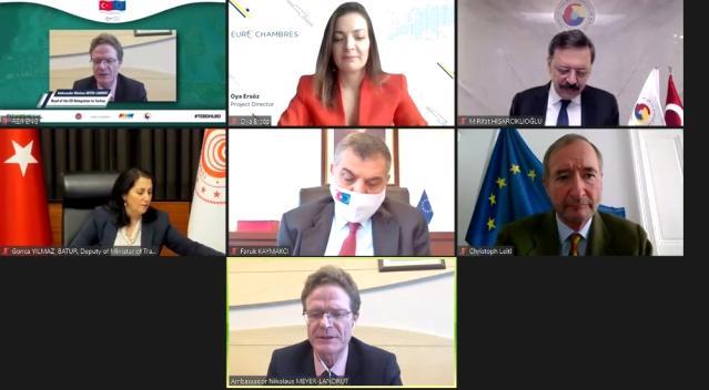 Son dakika haber... Dışişleri Bakan Yardımcısı Kaymakçı: Ortak değiliz, komşu değiliz, biz kendimiz Avrupa'yız