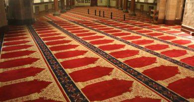 Cami Halısı Kullanımı Özel Tasarım Cami Halıları